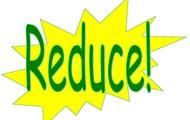 Reduce;