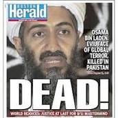Osama bin Laden was Killed: May 2, 2011