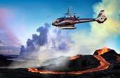 Hawaii helicopter tour - Ouahu Hawaii
