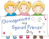 GRAND FRIENDS' DAY - EARLY DISMISSAL