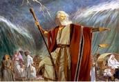 משה כמנהיג של בני ישראל