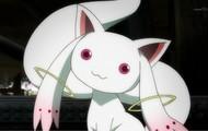 """Kyubey"" from the anime Mahou Shoujo Madoka Magica"