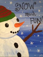KIDS NITE ART! Fri, 12/19 6-8 pm
