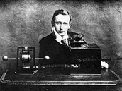 The radio and Guglielmo Marconi, it's creator!