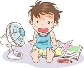 Hot and Humid - Summer