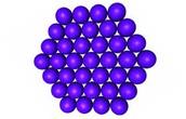 Solid molecules