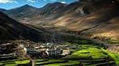 Villages in the Himalayas