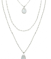 Aurelia Pendant (3 ways to wear)