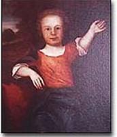 Ben Franklin as a child