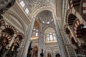 una mezquita inpresionante