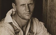 Sharecropper Floyd Burroughs