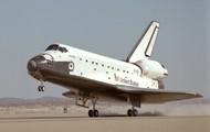 The Shuttle Landing