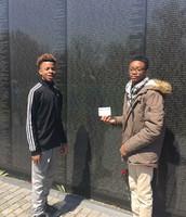Vietnam Memorial!