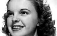 Smiling Judy Garland