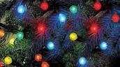 Christmas Tree Lighting Calculations