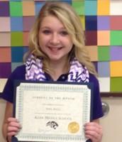 Tessa Kelly - 7th Grade