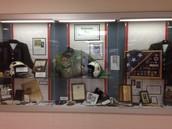 Veterans' Day Display