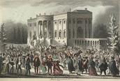 Jackon's Inauguration