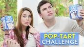 Pop Tart Challenge with Alx James!