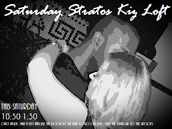 Saturday Stratos Kiz Loft
