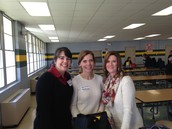 Teachers attend Mini LACUE technology conference.