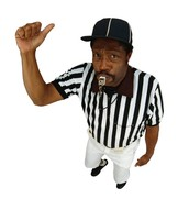 A Referee in Uniform
