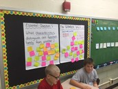 Middle School Interactive Bulletin Board