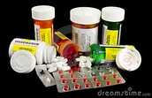 Narcotics can be someone elses prescription drugs.