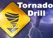 Tornado Drill Practice