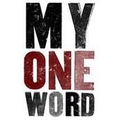 #oneword