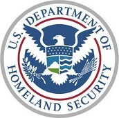 The Official logo of the HOMELAND SECURITY DEPARTMENT