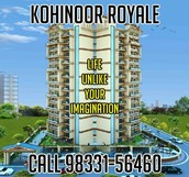 This Region Has Undertaken To Give A New Life To The People And Has Promoted Numerous Kohinoor Royale Kharghar
