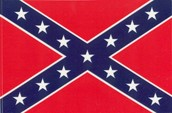 Confederate army flag