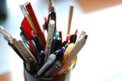 Pens/Pencils