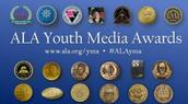 ALA Youth Media Award Winners Announced