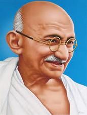Gandhi's goals