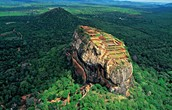 Geological Features of Sri Lanka