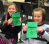 "Minocqua J1 Drama Productions presents... ""Frogspell!"""
