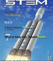 "STEM Magazine - ""Innovative Entertainment"""