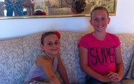 @ Grandma Barr's house