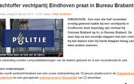 Vechtpartij Eindhoven