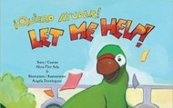"""Cover Page of """"Let Me Help"""" picture book"""