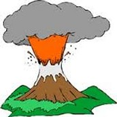 Create the biggest and greatest volcano you can!