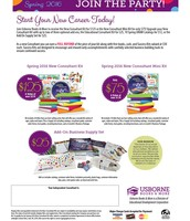 May New Consultant Kit Special