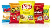 Lays product.