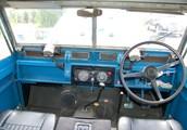 1966 Series IIa Land Rover - SWB Diesel