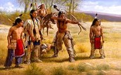 How has the Native American's culture, history, and daily life been affected by European migration into the Americas