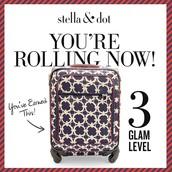 Glam Getaway Level 3