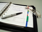 1. Organizational skills