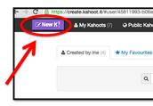 Create a new Kahoot!